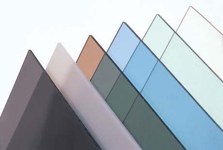 placas de policarbonato compacto